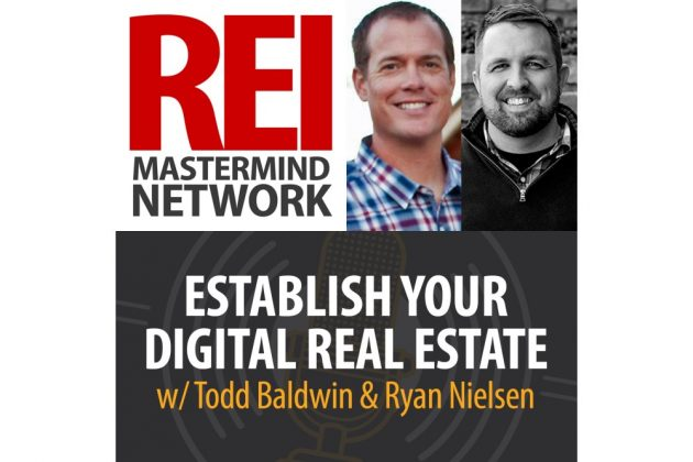 Investor Nitro Featured on REI Mastermind Podcast